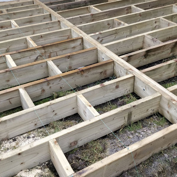 Timber Substructure